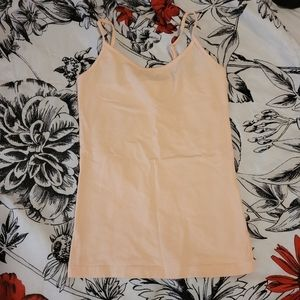 Forever21 Blush Plastel Pink Tank Top Size Small
